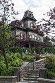 Strašidelný dům — Stock fotografie