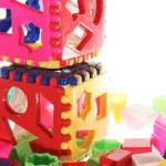 construção do par de cubo lógico — Foto Stock