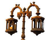 旧灯笼 — 图库照片