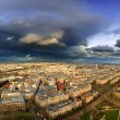 Royalty-Free Stock Photo: Paris panoramic view