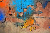 Duvar boyası — Stok fotoğraf