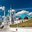 Kul Sharif .Mosque Kazan Kremlin — Stock Photo