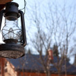 Old lantern — Stock Photo #24456561