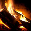 Fireplace — Stock Photo #42194061