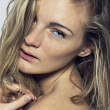 Beautiful passionate womportrait — Stockfoto #18314571