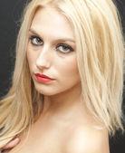 Wonderful blonde — Stock Photo