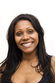 Pretty Black Woman — Stock Photo