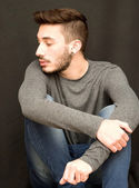 Handsome guy — Stock Photo