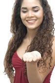 美しいラテンの女の子 — ストック写真