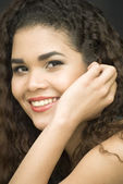 Beautiful latin girl  — Stock Photo