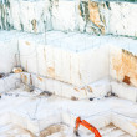 White marble quarry Carrara, Italy — Stock Photo #14836555