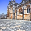 Batalha Monastery. Unesco site, Portugal - Stock Photo