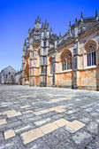 Batalha Monastery. Unesco site, Portugal — Stock Photo