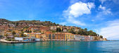 Porto Santo Stefano seafront panorama. Argentario, Tuscany, Ita — Stock Photo