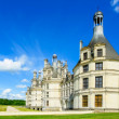 Chateau de Chambord, Unesco medieval french castle. Loire, Franc — Stock Photo #39333727