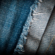 Abstract background denim — Stock Photo