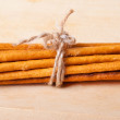 Baked sticks — Stock Photo