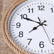 Old clock — Stock Photo #15413679