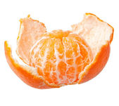 Fresh mandarin — Stock Photo