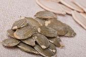 Nasiona dyni — Zdjęcie stockowe