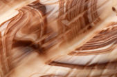 Background of chocolate — Stock Photo