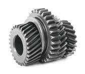 Differentieel gears — Stockfoto