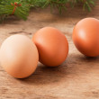 Stock Photo: chicken egg&quot