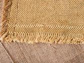 легкие природных белья текстуру для фона — Стоковое фото
