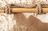 Reliable knot — Stock Photo