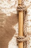 надежный узел — Стоковое фото