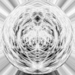 Abstract magical fractal sphere — Stock Photo #41129815