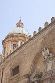 Detail der kathedrale von palermo — Stockfoto