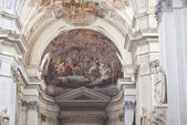 Interior of Palermo Cathedral — Stock Photo