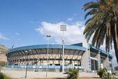 Football stadium in Palermo — Stock Photo