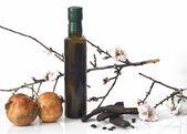 Composition des produits méditerranéens typiques — Photo