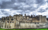The Tower of London in hdr — ストック写真