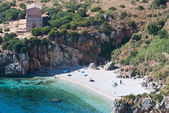 Zingaro Natural Reserve, Sicily, Italy — Stock Photo