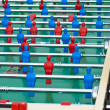 Stock Photo: Maxi table foosball