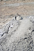 Macalube. Mud Volcanoes in Sicily — Stock Photo
