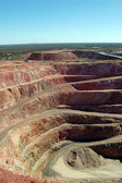 Cobar gold mine Australia — Stock Photo