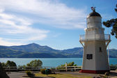 Akaroa lighthouse — Stock Photo