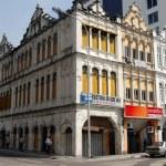 Old building at Kuala Lumpur — Stock Photo