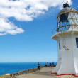 Stock Photo: Cape Reinga lighthouse