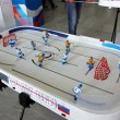 Stock Photo: Ice hockey board game