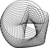 Abstrait. illustration vectorielle — Vecteur
