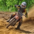 RussiChampionship of Motocross among motorcycles and ATVs — Stock Photo #15035389