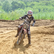 Russian championship trophy raid among ATVs and motorcycles — 图库照片