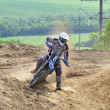 Russian Championship of Motocross among motorcycles and ATVs — Стоковая фотография