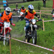 Russian championship trophy raid among ATVs and motorcycles — Stockfoto