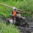 Russian championship trophy raid among ATVs and motorcycles — Stock Photo #15190673